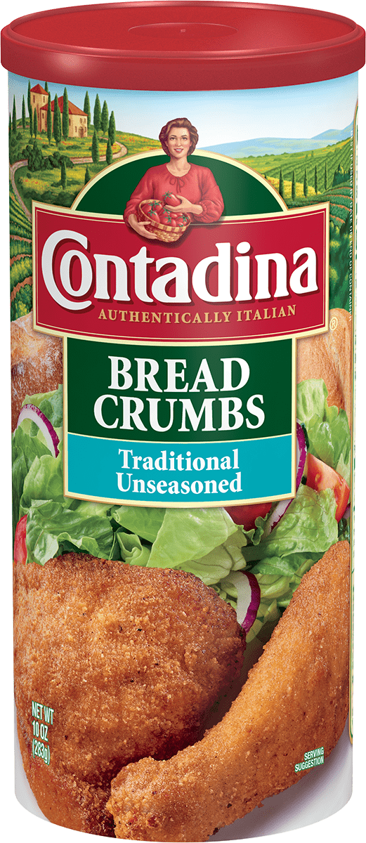 Traditional Unseasoned Bread Crumbs