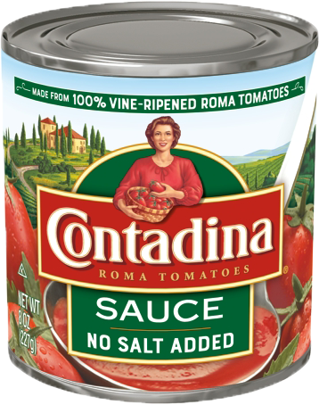 No Salt Added Tomato Sauce