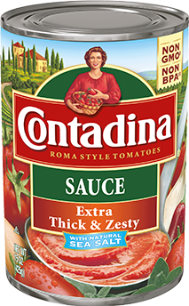 Extra Thick & Zesty Tomato Sauce can