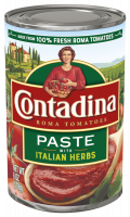 Paste with Italian Herbs 6oz can
