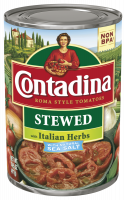 Stewed Tomatoes with Italian Herbs 14.5oz can