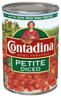 Petite Diced Tomatoes 14.5oz can